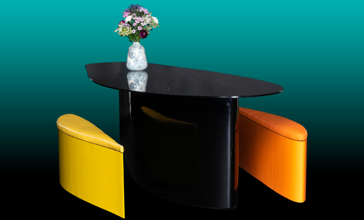 Rotor Blade furniture