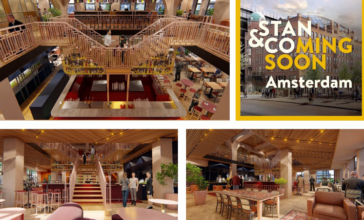 Rendering STAN & CO Amsterdam