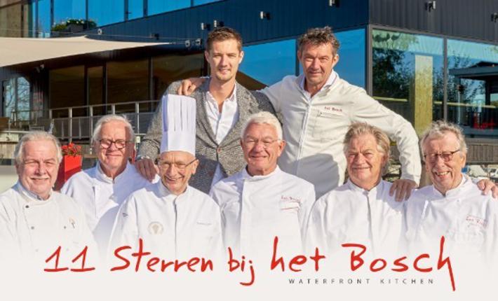 11 sterren bij Het Bosch