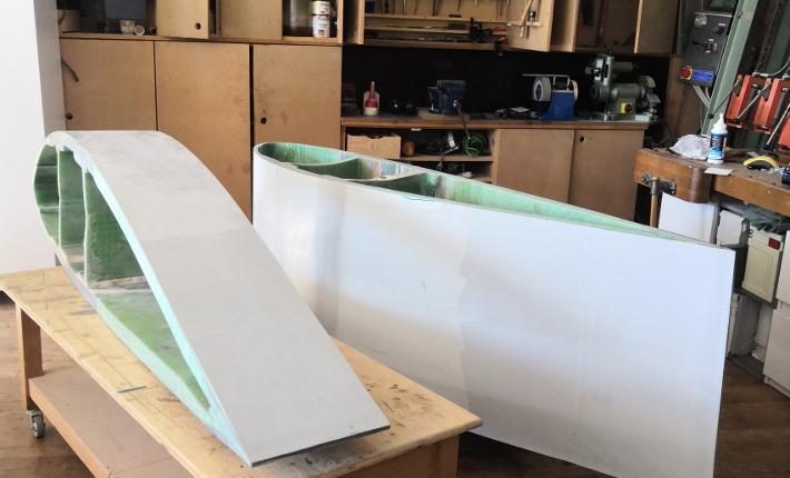 Rotor Blade furniture