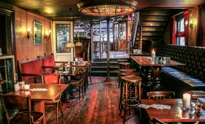 20 jaar onbekend Cafe sijf