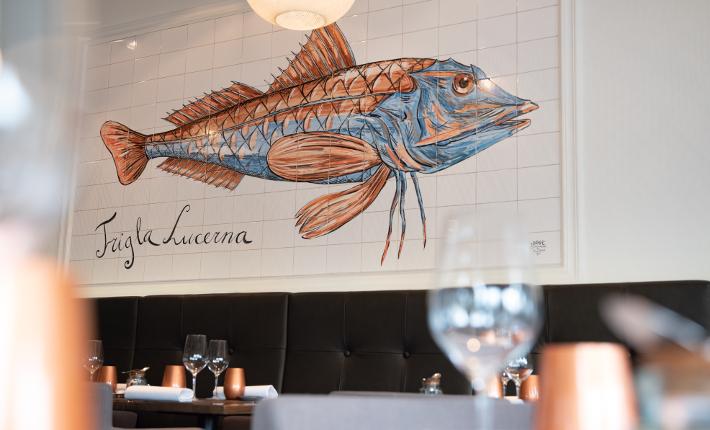 20-jarig jubileum van restaurant Zeezout