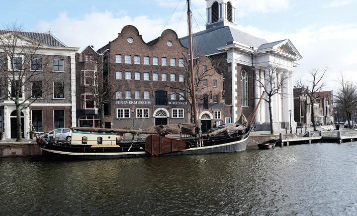 Nationaal Jenever Museum in Schiedam