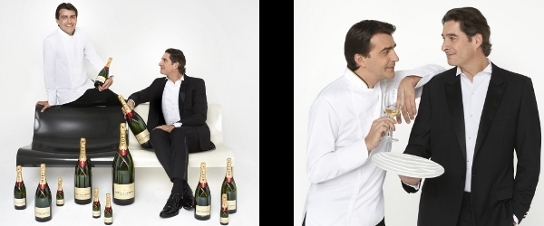 Moët & Chandon Chef Yannick Alléno