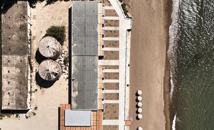Dexamenes Seaside Hotel by K-Studio - credits Claus Brechenmacher & Reiner Bauman