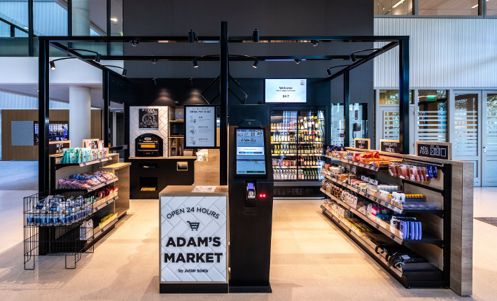 Adams Market by Jutter Speijs