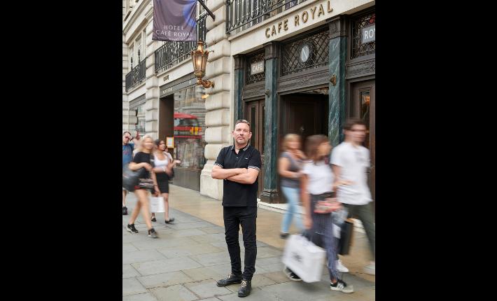 Albert Adrià will open Cakes & Bubbles at Hotel Café Royal