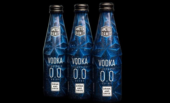 Amzterdamit ™ 0.0 vodka