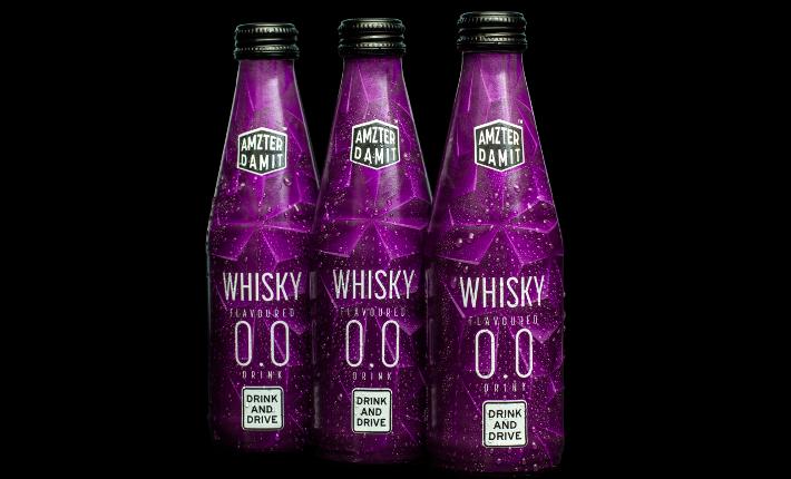 Amzterdamit ™ 0.0 whisky
