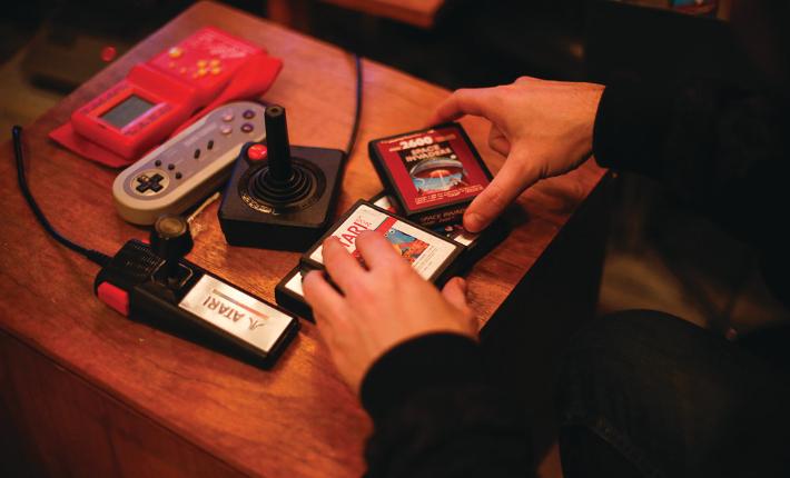 Arcade Hotel games