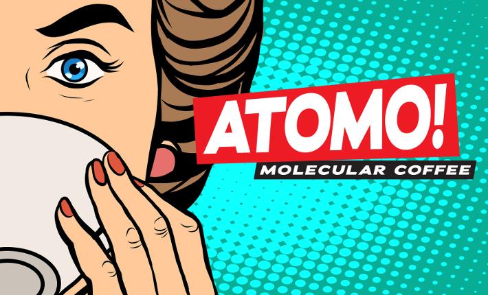 Atomo - The future of coffee