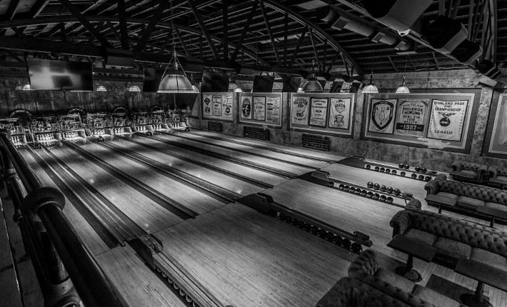 Bowlingcentrum