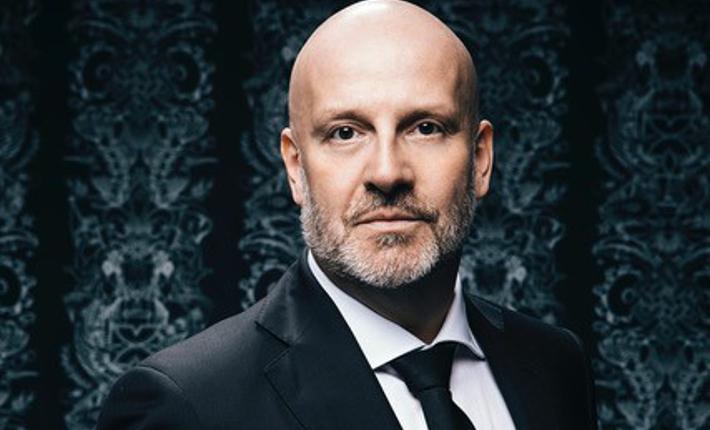 BLØF-zanger Paskal Jakobsen - Hard & Ziel