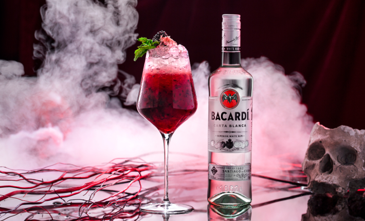 Bacardi Halloween Trick or Treat