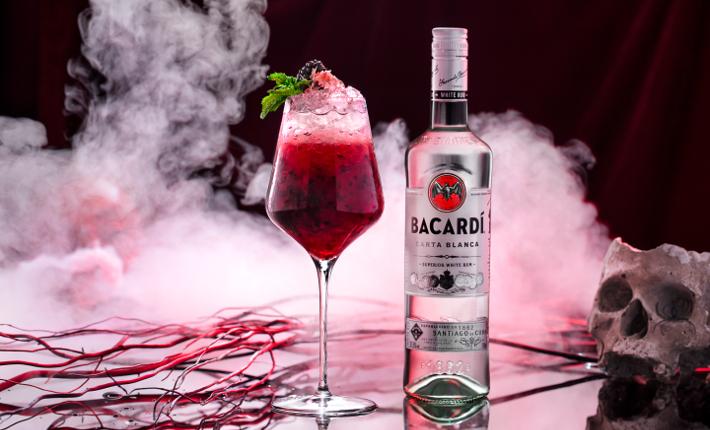 Bacardi Halloween Trick or Treat