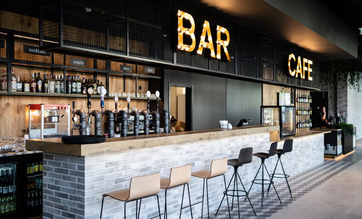 Bar Ibis Tallinn Center in Estonia