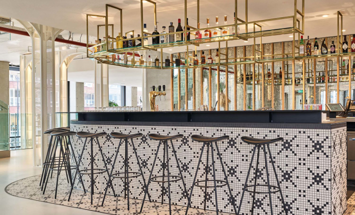 Bar QO Hotel Amsterdam