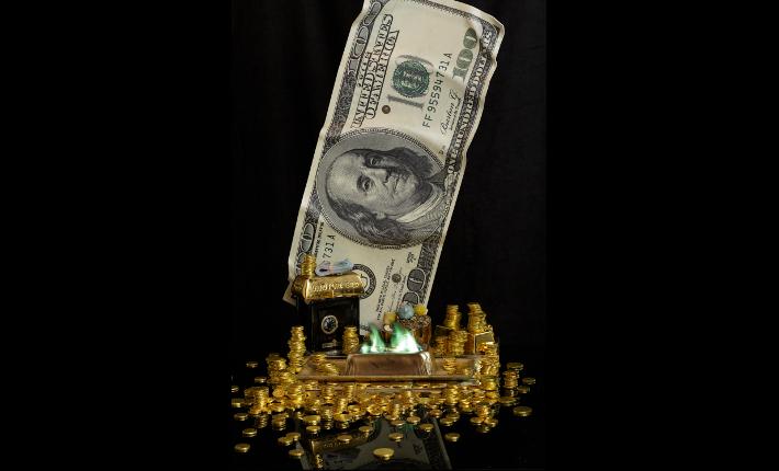 Barton G l Dollar Bills