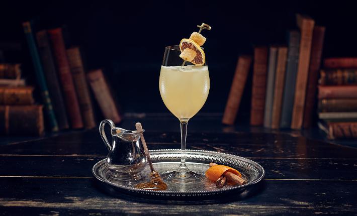 Bee's Knee no.3 cocktail