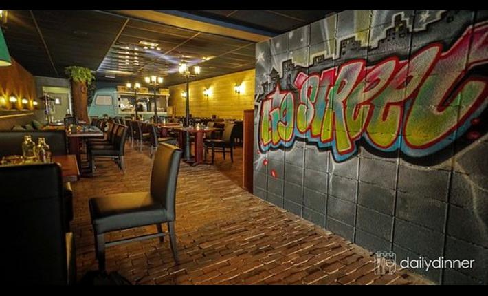 Bigstreet steakhouse in Cuijk