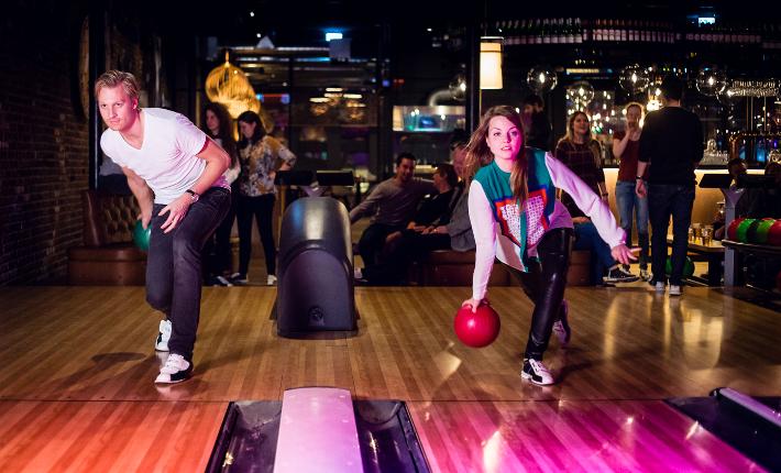 Magic Bowling Show