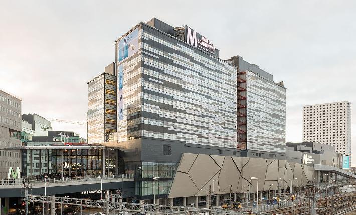 Mall of Scandinavia (credit: Arild Vågen)