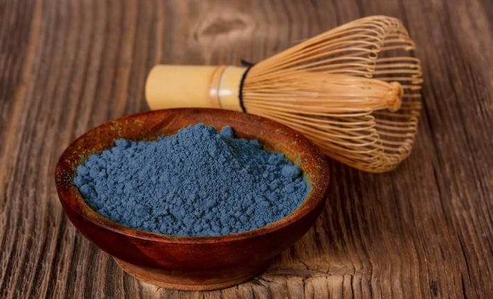 Blue Matcha