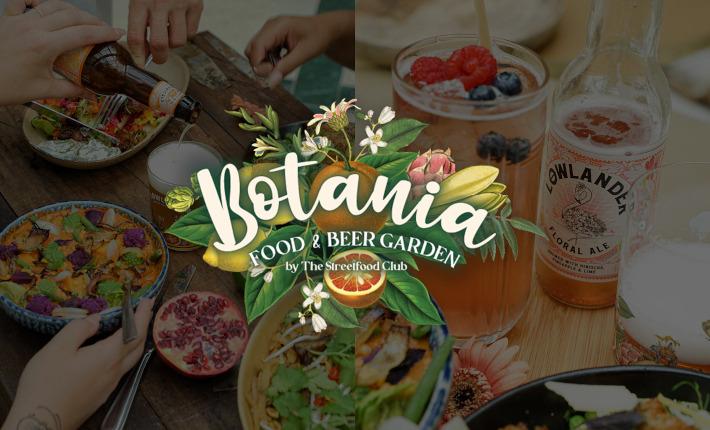 Botania Food & Beer garden
