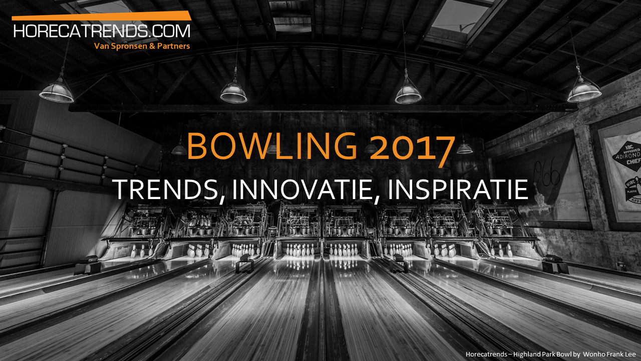 Bowling trends voorkant