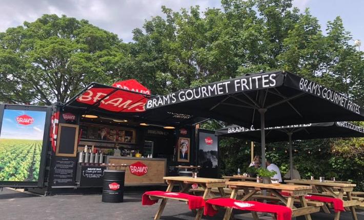 Bramś Gourmet Frites in Dublin, Ierland