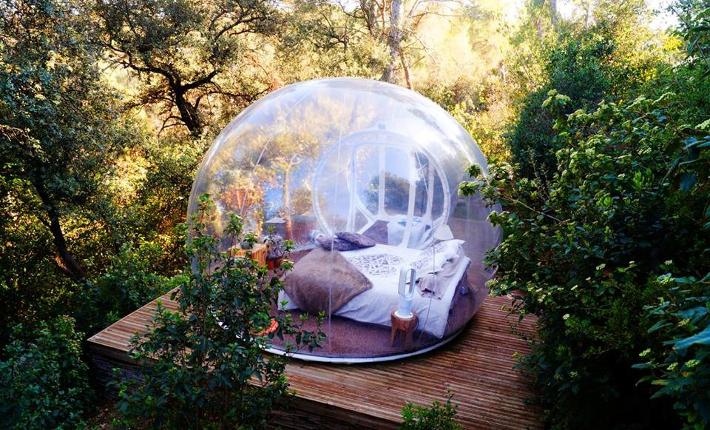 Bubbles bedroom