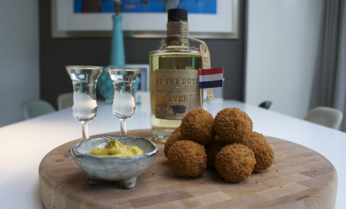 By the Dutch, Old Genever