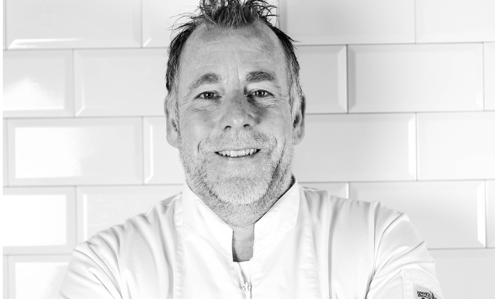 Chef Ron Blaauw