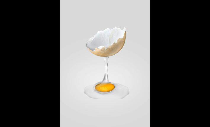 Chicken chair by Haris Jusovic