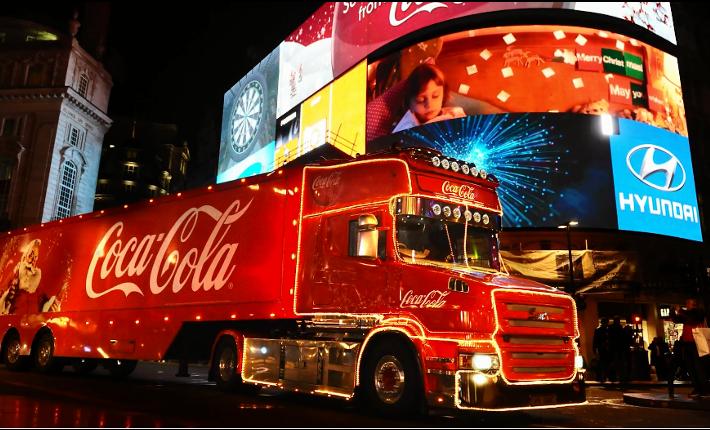 Christmas Coca Cola
