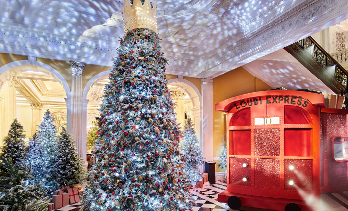 Claridge's Christmas Tree