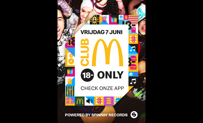 Club M by McDonald's