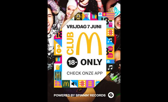Club M by McDonald's