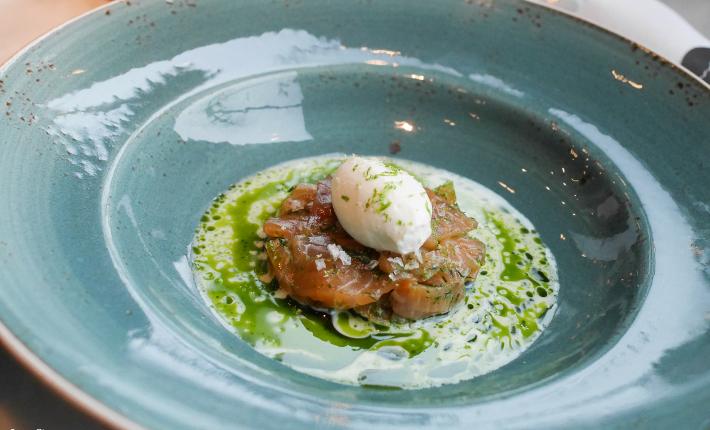 Concept Ron Gastrobar voor restaurant LOF in Gent
