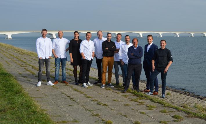 Deelnemers Restaurant Zeeland