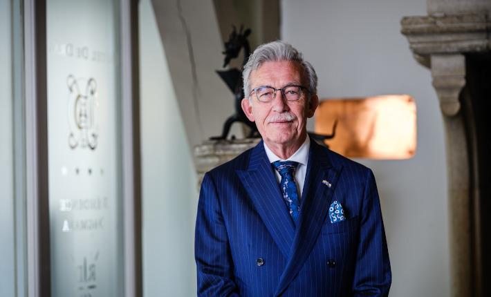 Directeur Frans Hazen