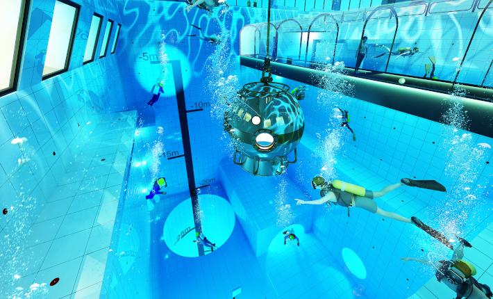 Deepspot Pool
