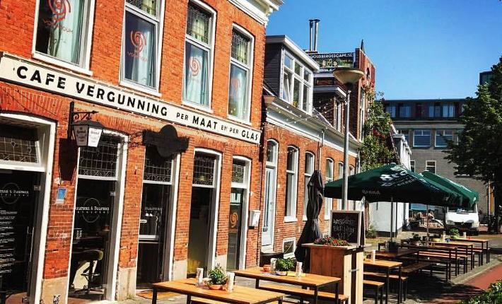 Eetwinkel Buurman & Buurman in Groningen