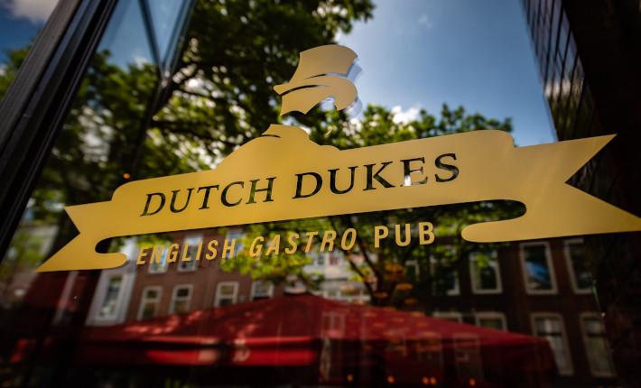 English Gastro Pub Dutch Dukes - credits Wendy van Bree