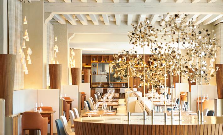 Epona Restaurant Grand Hôtel Dieu l credits Eric Cuvillier