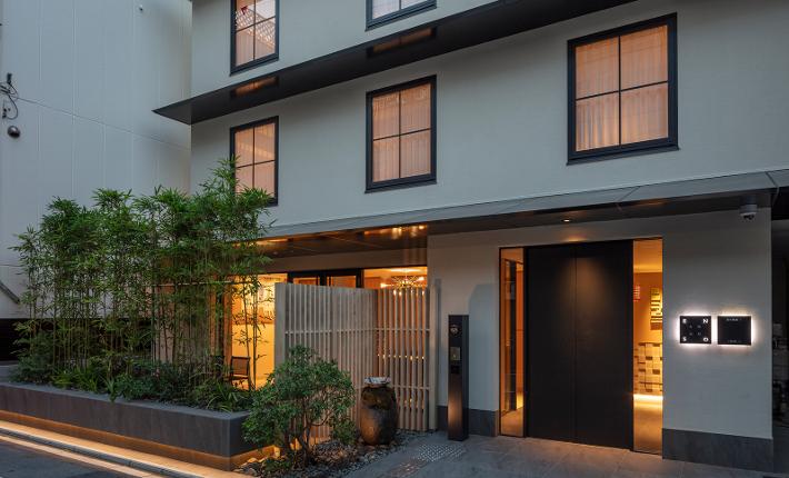 Facade Enso Ango building Tomio - credits Satoshi Asakawa