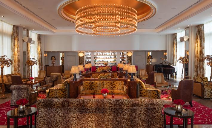 Faena Hotel Miami Beach - Living Room - credits Todd Eberle