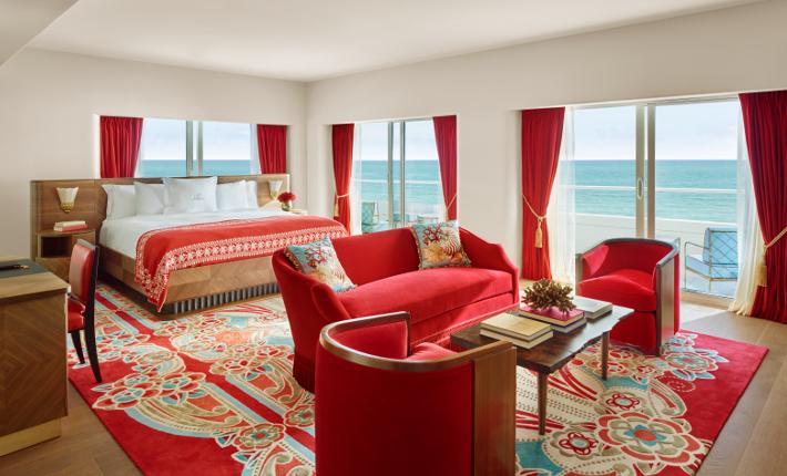Faena Hotel Miami Beach - Suite - credits Nik Koenig