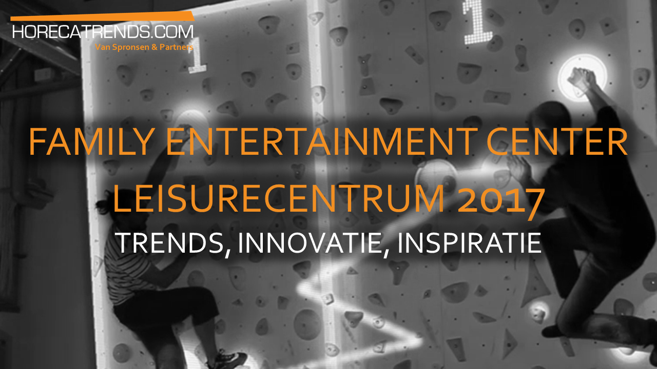 Family entertainment center trends 2017 voorkant