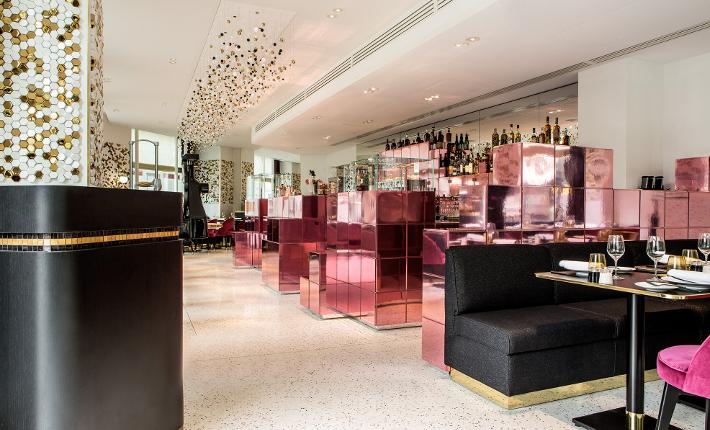 Fauchon L´Hôtel Paris - Grand Café FAUCHON